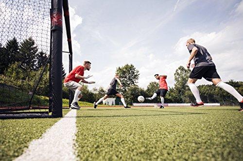 HUDORA 76915,Fußballtor Pro Tect Fußball Tor für Kinder und Erwachsene, Mehrfarbig, 180x120 cm - 5