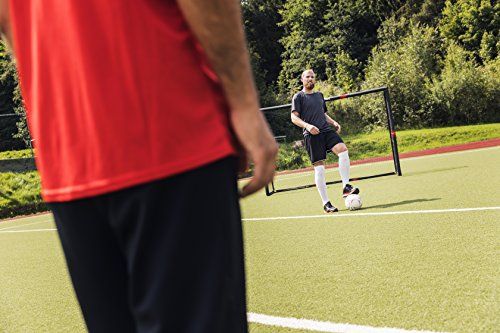 HUDORA 76915,Fußballtor Pro Tect Fußball Tor für Kinder und Erwachsene, Mehrfarbig, 180x120 cm - 6