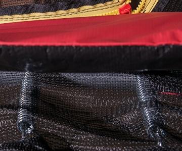 HUDORA Fantastic Trampolin 300 cm - Gartentrampolin mit Sicherheitsnetz - 65730 - 6