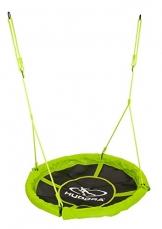 HUDORA Nestschaukel 110 cm, grün - Garten-Schaukel bis 100 kg belastbar - 72156 -