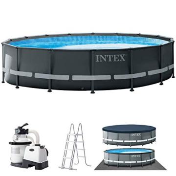 Intex 16Ft X 48In Ultra XTR Frame Pool Set - 1