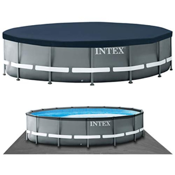 Intex 16Ft X 48In Ultra XTR Frame Pool Set - 5