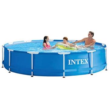 Intex 28214 Frame Pool 366x84 Komplettset - 3
