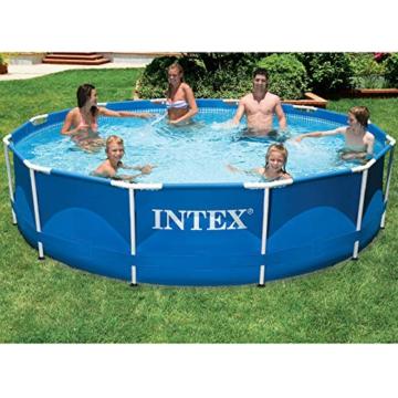 Intex 28214 Frame Pool 366x84 Komplettset - 6