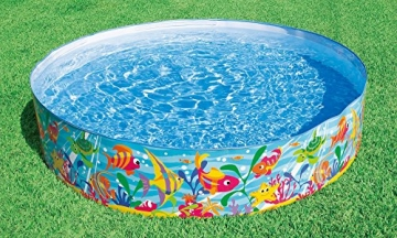 Intex 56452NP - Snap-Set Pool Ocean Play -