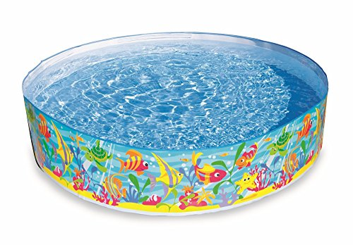 Intex 56452NP - Snap-Set Pool Ocean Play - Mein Spielgarten