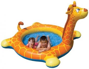 Intex 57434NP - Spray-Pool Giraffe - 1