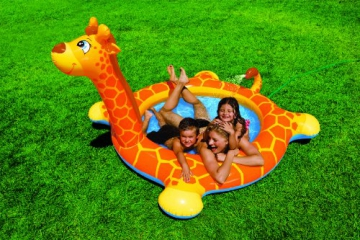 Intex 57434NP - Spray-Pool Giraffe - 2