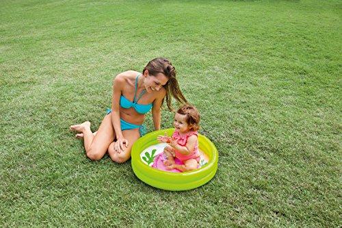 Intex 59409NP - My First Pool, 2-Ring, farblich sortiert - 12