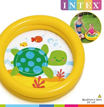 Intex 59409NP - My First Pool, 2-Ring, farblich sortiert - 14
