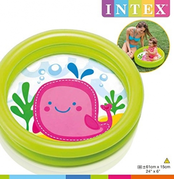 Intex 59409NP - My First Pool, 2-Ring, farblich sortiert - 15