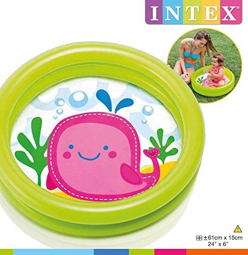 Intex 59409NP - My First Pool, 2-Ring, farblich sortiert - 15