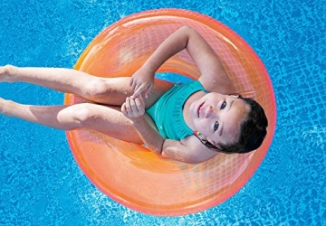 Intex Aufstellpool Easy Set Pools®, Blau, Ø 366 x 91 cm -