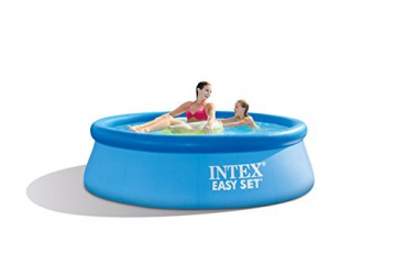 Intex Easy Set Pool - Aufstellpool, 244 x 76 cm - 4