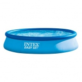 Intex Easy Set Pool - Aufstellpool, 396cm x 84cm x 74cm - 1