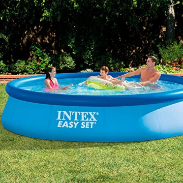 Intex Easy Set Pool - Aufstellpool, 396cm x 84cm x 74cm - 2