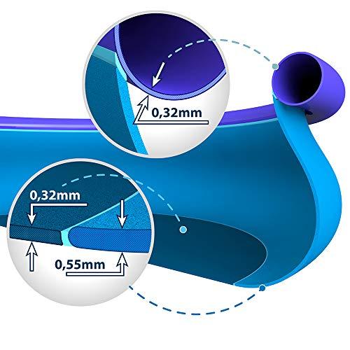 Intex Easy Set Pool - Aufstellpool, 396cm x 84cm x 74cm - 4