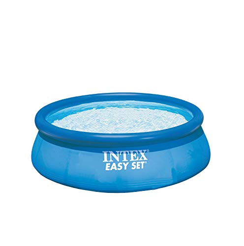 Intex Easy Set Pool - Aufstellpool - Ø 244 x 76 cm - Mit Filteranlage - 1