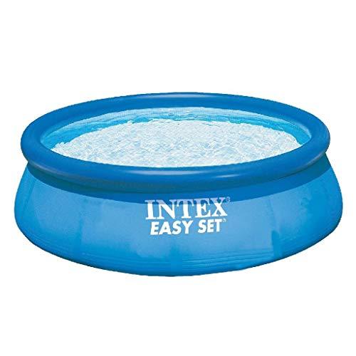 Intex Easy Set Pool - Aufstellpool - Ø 244 x 76 cm - Mit Filteranlage - 1