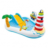 Intex Fishing Fun Play Center Spielcenter, Multi Color - 1