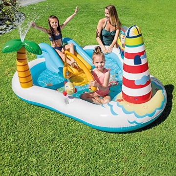 Intex Fishing Fun Play Center Spielcenter, Multi Color - 2