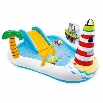 Intex Fishing Fun Play Center Spielcenter, Multi Color - 3