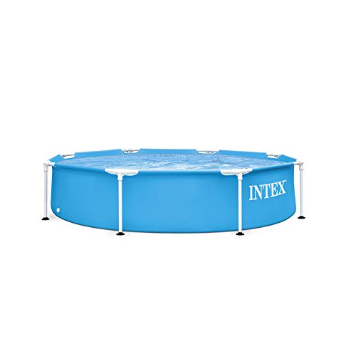 Intex Frame Pool Set Rondo Ø 244 x 51 cm, 28205NP - 1
