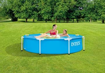 Intex Frame Pool Set Rondo Ø 244 x 51 cm, 28205NP - 2