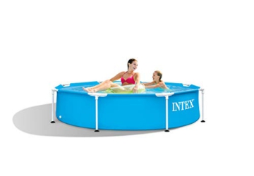 Intex Frame Pool Set Rondo Ø 244 x 51 cm, 28205NP - 3