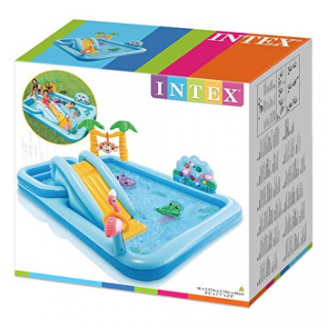 Intex Jungle Adventure Play Center Spielcenter, Multi Color - 6