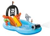 Intex Play Center Piraten-Spielcenter, Mehrfarbig, Einheitsgröße - 1