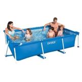 Intex Rectangular Frame Pool - Aufstellpool - 220 x 150 x 60 cm - 1