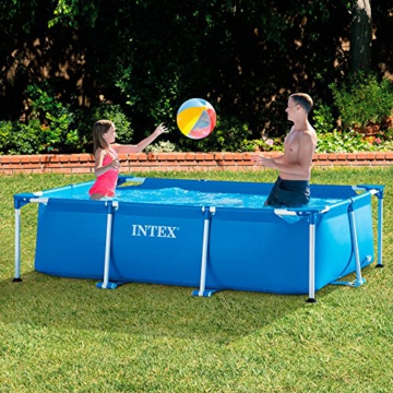 Intex Rectangular Frame Pool - Aufstellpool - 220 x 150 x 60 cm - 2