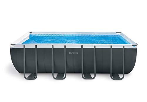 Intex Schwimmbadrahmen-Set Ultra Quadra, 549 x 274 x 132 cm, XTR 26356 - 2