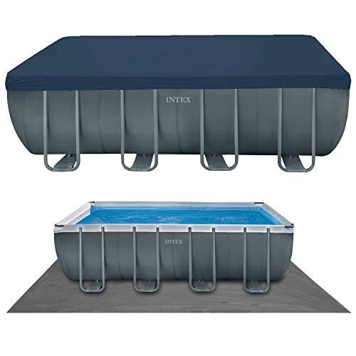 Intex Schwimmbadrahmen-Set Ultra Quadra, 549 x 274 x 132 cm, XTR 26356 - 3