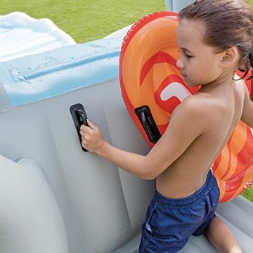 Intex Surf 'N Slide - Kinder Aufstellpool - Planschbecken - 442 x 168 x 163 cm -  Für 6+ Jahre - 3