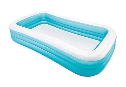 Intex Swim Center Family Pool - Kinder Aufstellpool - Planschbecken - 305 x 183 x 56 cm - Für 6+ Jahre - 1