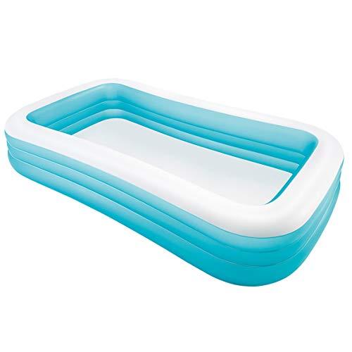 Intex Swim Center Family Pool - Kinder Aufstellpool - Planschbecken - 305 x 183 x 56 cm - Für 6+ Jahre - 3