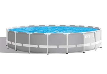 Intex Swimming Ø 610 x 132 cm Pool Frame Pool Set Prism Rondo 26756 - 2