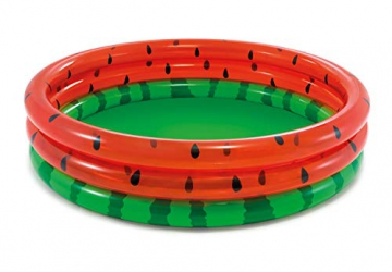 Intex Watermelon Aufblasbarer Pool, Multi Color - 1