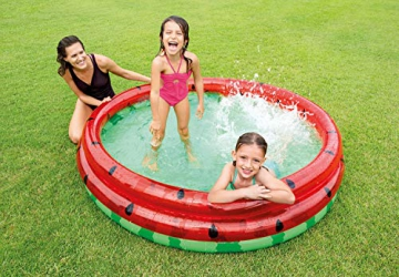 Intex Watermelon Aufblasbarer Pool, Multi Color - 2