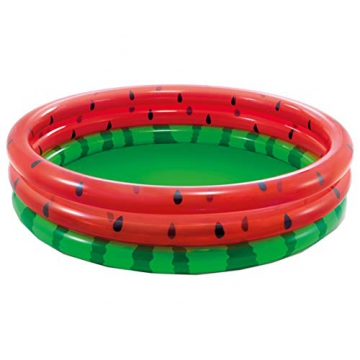Intex Watermelon Aufblasbarer Pool, Multi Color - 3
