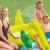 Intex–Zentrum von Spiele Wasserpark mit Rutsche–180Pool und 132Liter (57164) - 3