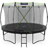 Kinetic Sports Gartentrampolin TUP1200, 366 cm, Black - 1