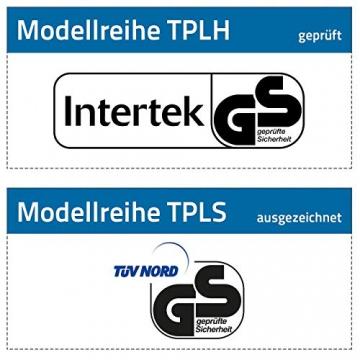 Kinetic Sports Outdoor Trampolin TPLH13 Gartentrampolin für Kinder und Erwachsene mit Randabdeckung und Sicherheitsnetz Ø 400 cm - 8