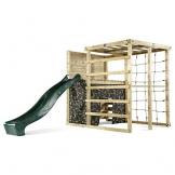 Pflaume Klettern Cube Holz Play Centre - 1
