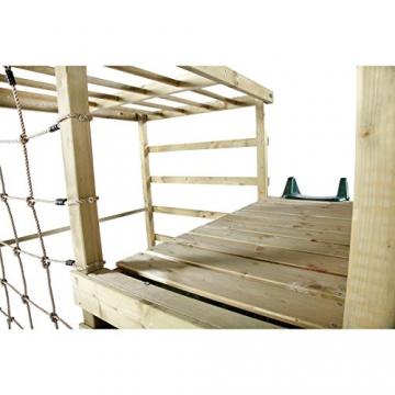 Pflaume Klettern Cube Holz Play Centre - 4