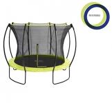 Plum Colour Trampolin mit Sicherheitsnetz 305 cm Durchmesser -