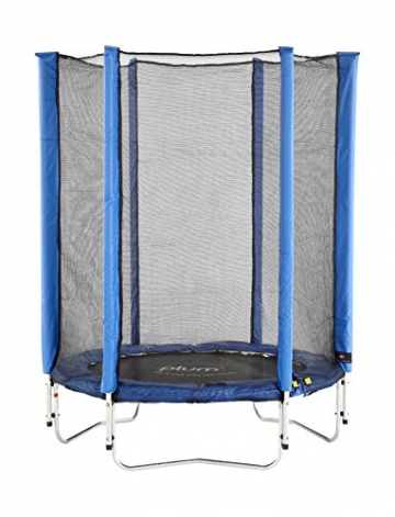 Plum Products Junior Trampolin und Gehäuse (blau) -