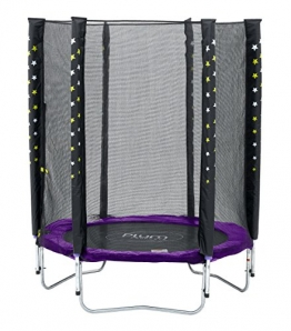 Plum Products Kindertrampolin mit Sternen-Motiv -